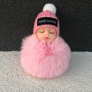 Evolving Always Accessories - Absolutely Adorable Sleeping Baby Keychains